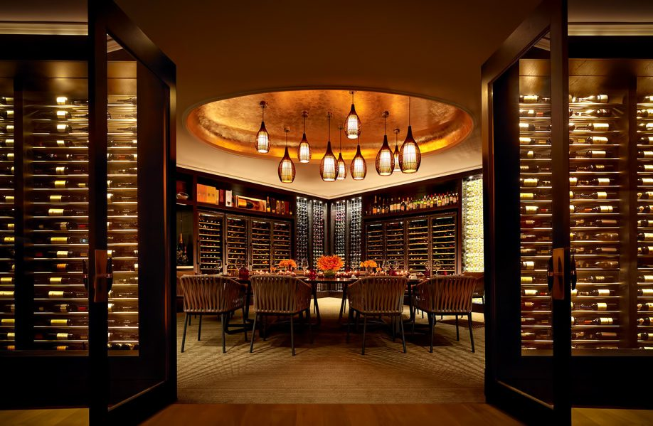 InterContinental Hayman Island Resort - Whitsunday Islands, Australia - Private Dining Room Entrance