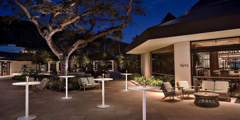 InterContinental Hayman Island Resort - Whitsunday Islands, Australia - Pacific Restaurant Night