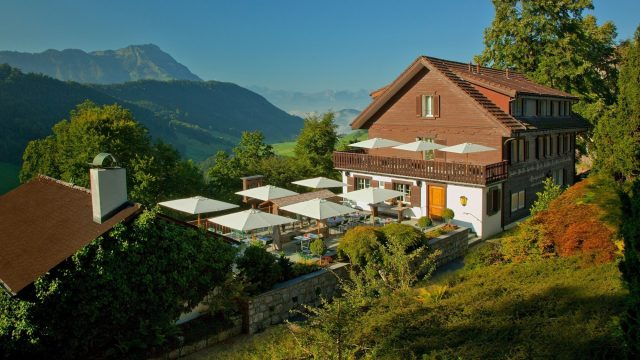 Taverne 1879 - Burgenstock Hotels & Resort - Obburgen, Switzerla