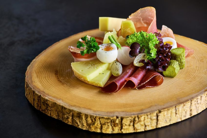 Taverne 1879 - Burgenstock Hotels & Resort - Obburgen, Switzerland - Swiss Chalet Restaurant Food
