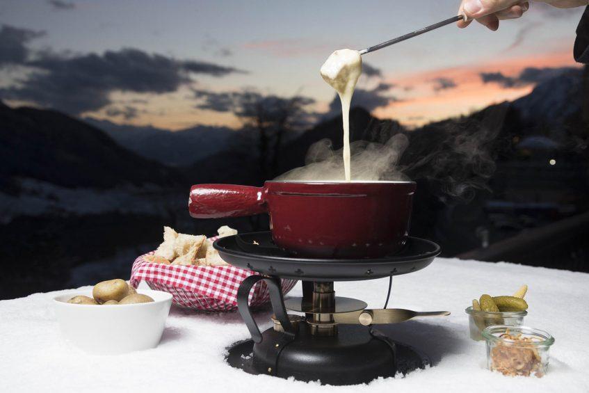 Taverne 1879 - Burgenstock Hotels & Resort - Obburgen, Switzerland - Swiss Chalet Fondue
