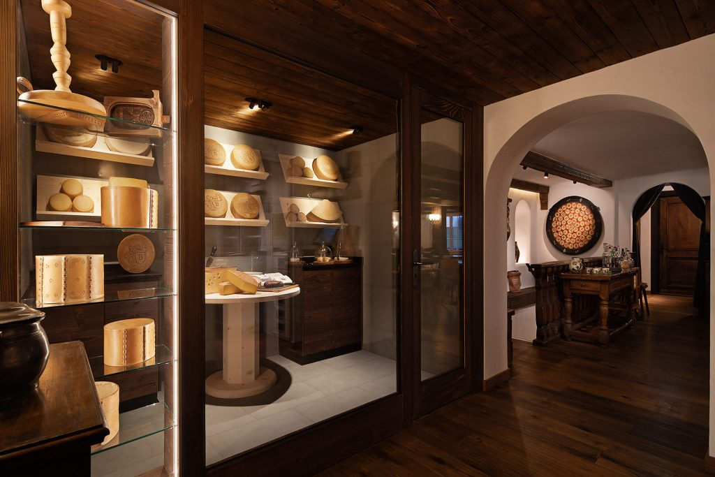 Taverne 1879 - Burgenstock Hotels & Resort - Obburgen, Switzerland - Cheese Humidor
