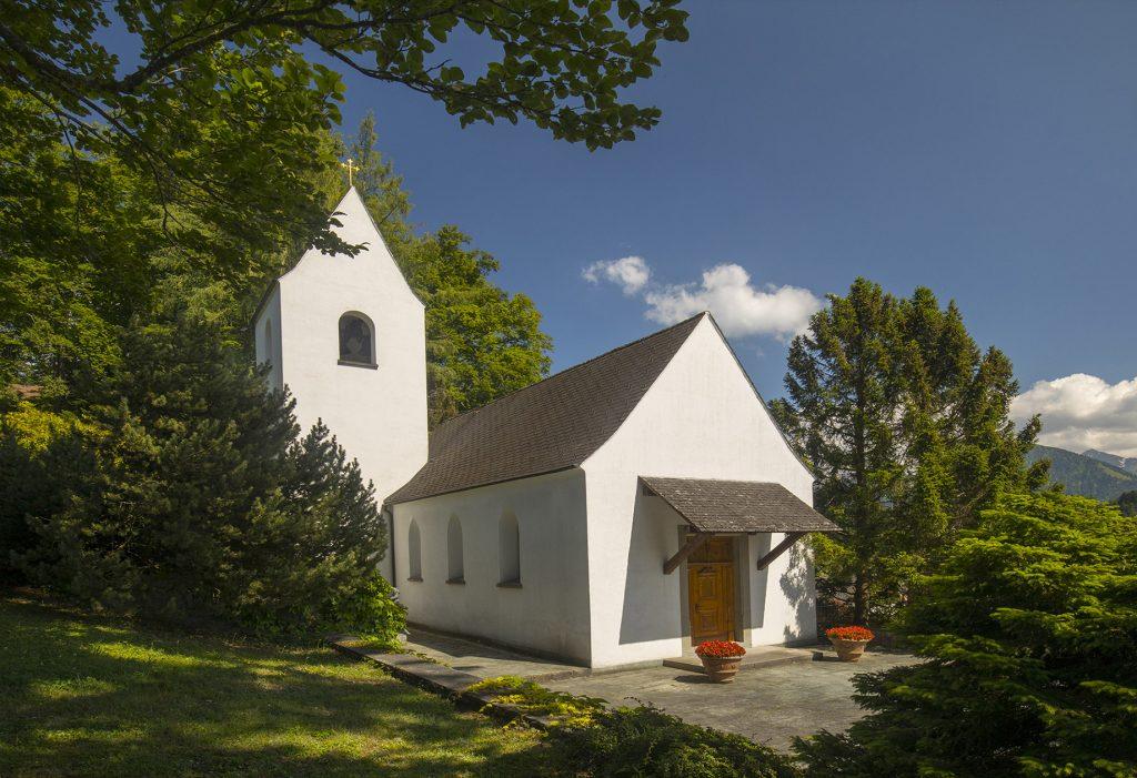 Taverne 1879 - Burgenstock Hotels & Resort - Obburgen, Switzerland - Chapel Where Audrey Hepburn Married Mel Ferrer