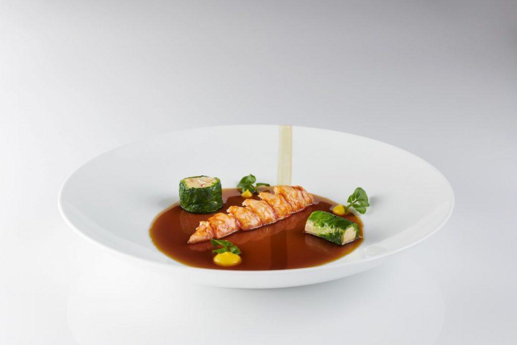 Palace Hotel - Burgenstock Hotels & Resort - Obburgen, Switzerland - Signature Dish