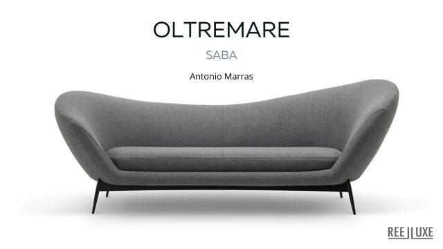 Oltremare Seating Collection Saba Italia - Antonio Marras