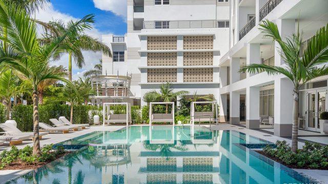 Boca Tower 155 Luxury Condo - 155 E Boca Raton Rd, Unit 416, Boca Raton, FL, USA