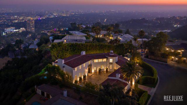 Hollywood Hills Luxury Estate - 9240 Robin Dr, Los Angeles, CA, USA