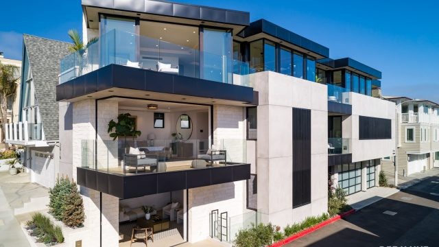 Ultra Modern Luxury Residence - 2016 Ocean Dr, Manhattan Beach, CA, USA