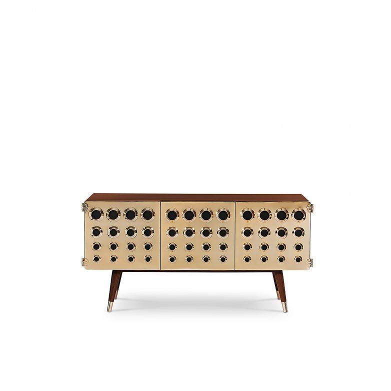MONOCLES Sideboard Credenza - Essential Home - DelightFULL Midcentury Modern Design