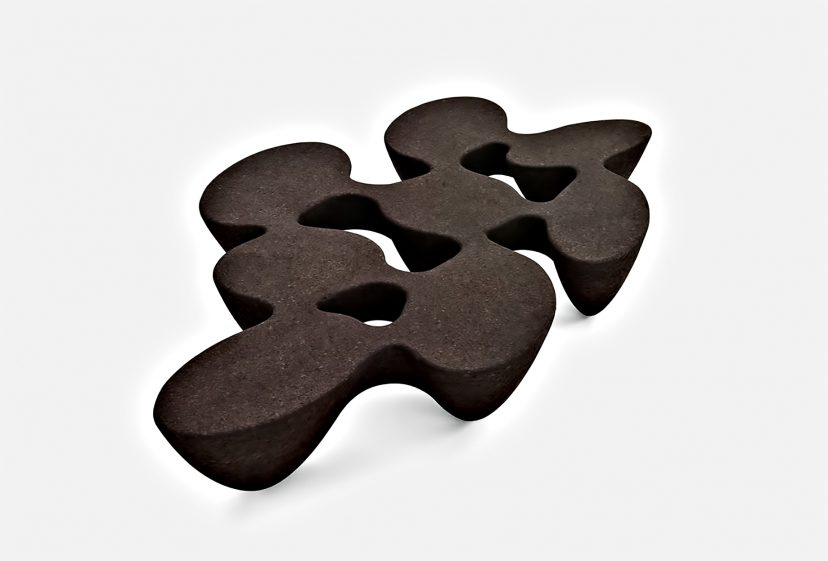 Quark Cork Limited Edition Coffee Table Series - Emmanuel Babled