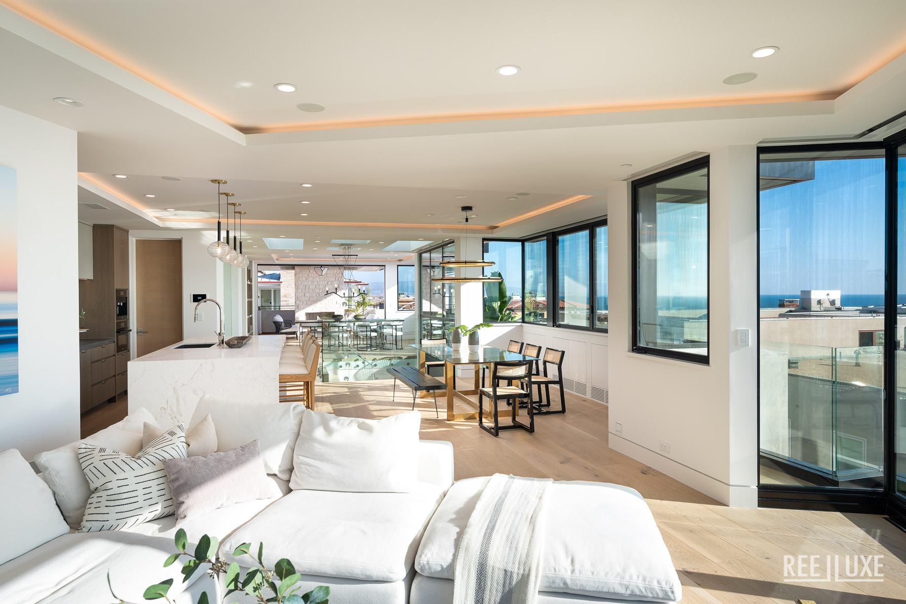Ultra Modern Luxury Residence - 2016 Ocean Dr, Manhattan Beach, CA, USA
