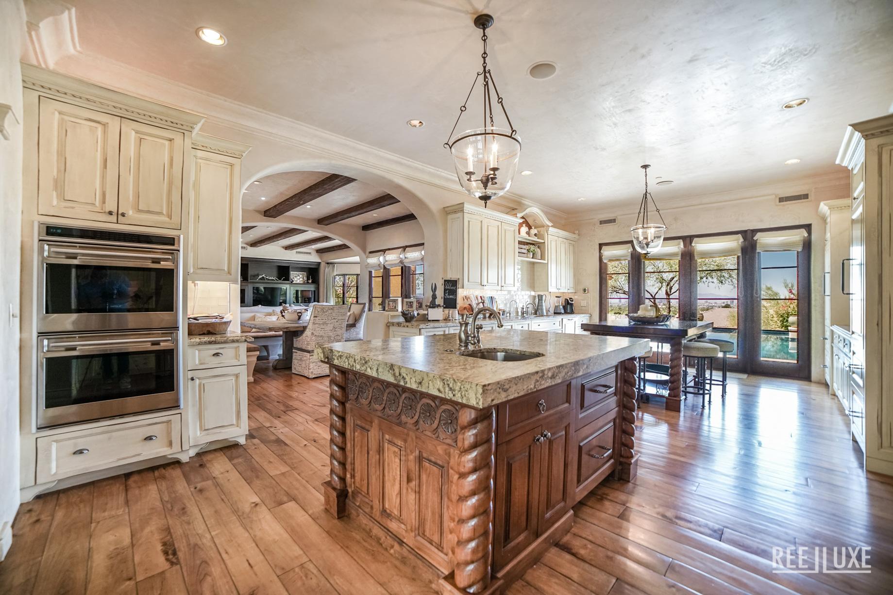 Spanish Colonial Biltmore Mountain Estate - 6539 N 31st Pl, Phoenix, AZ, USA