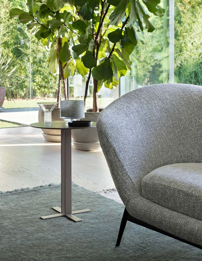 Oltremare Seating Collection Saba Italia - Antonio Marras