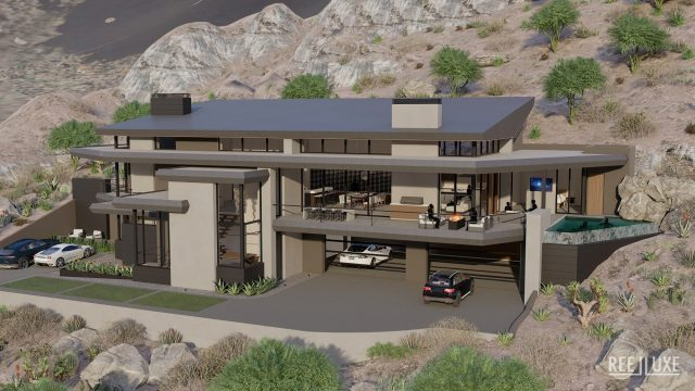 Mummy Mountain Luxury Residence - 5221 E Cheney Dr, Paradise Valley, AZ, USA