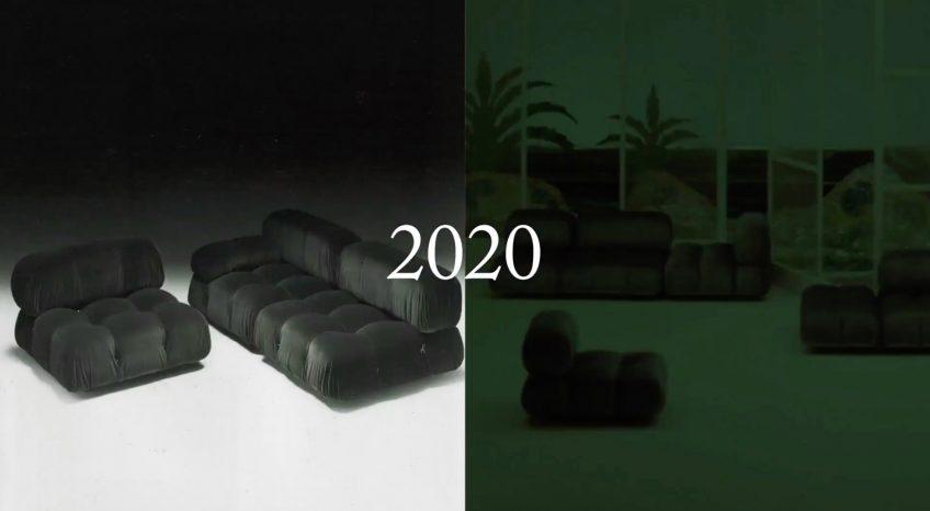 Camaleonda Classic Sofa Collection B&B Italia - Mario Bellini - 2020