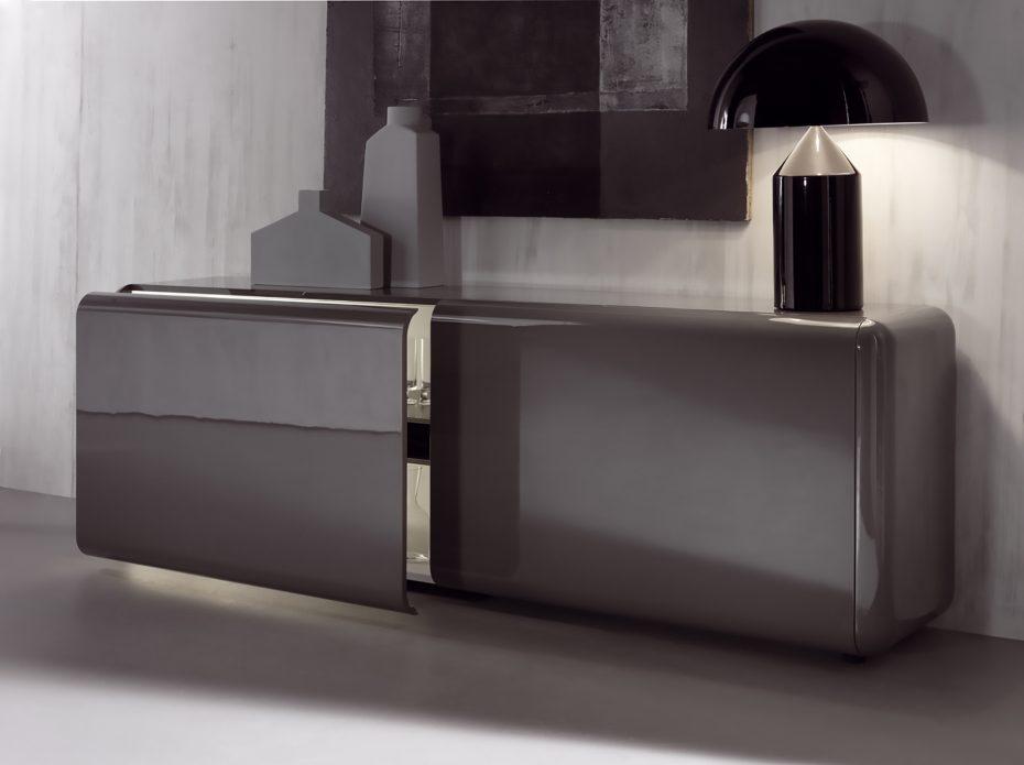 Superego Luxury Credenza Acerbis Design Italy - Marco Acerbis