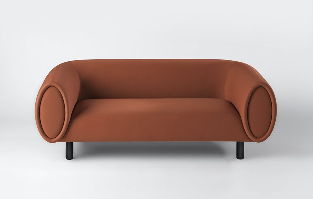 Tobi, an Iconic Sofa Design with Zen Rexite Italy - Elena Trevisan