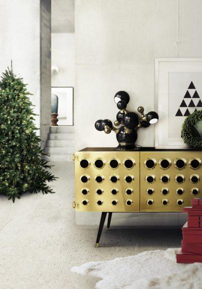 MONOCLES Sideboard Credenza - Essential Home - DelightFULL Modern Retro Design