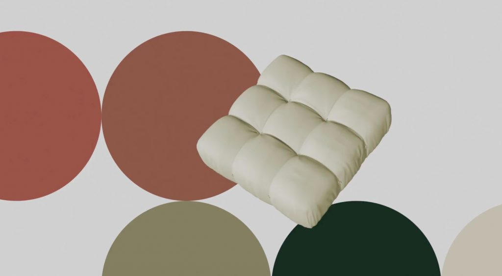 Camaleonda Classic Sofa Collection B&B Italia - Mario Bellini - Colors