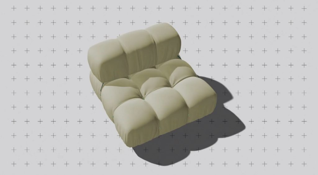 Camaleonda Classic Sofa Collection B&B Italia - Mario Bellini - Style