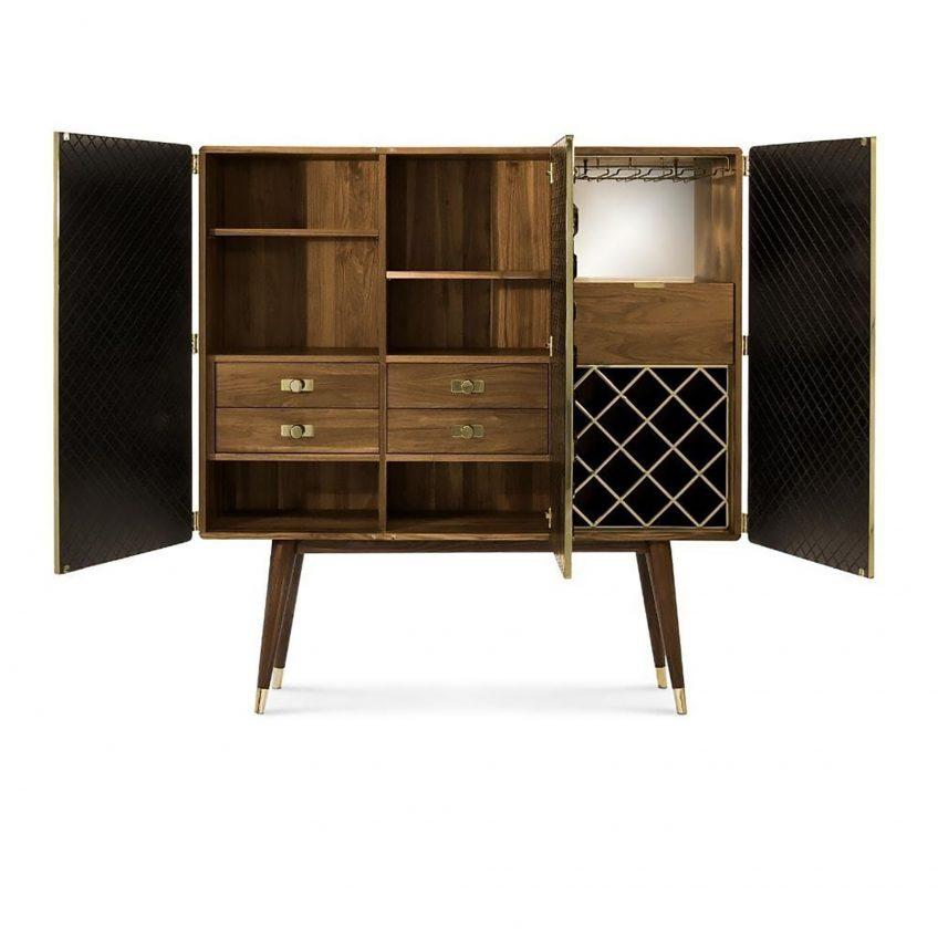 MONOCLES Cabinet - Essential Home - DelightFULL Modern Retro Design