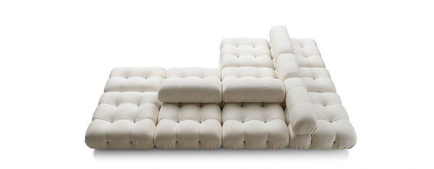 Camaleonda Classic Sofa Collection B&B Italia - Mario Bellini - White