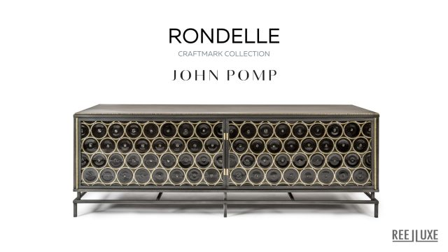 RONDELLE Craftmark Luxury Furniture Collection - John Pomp