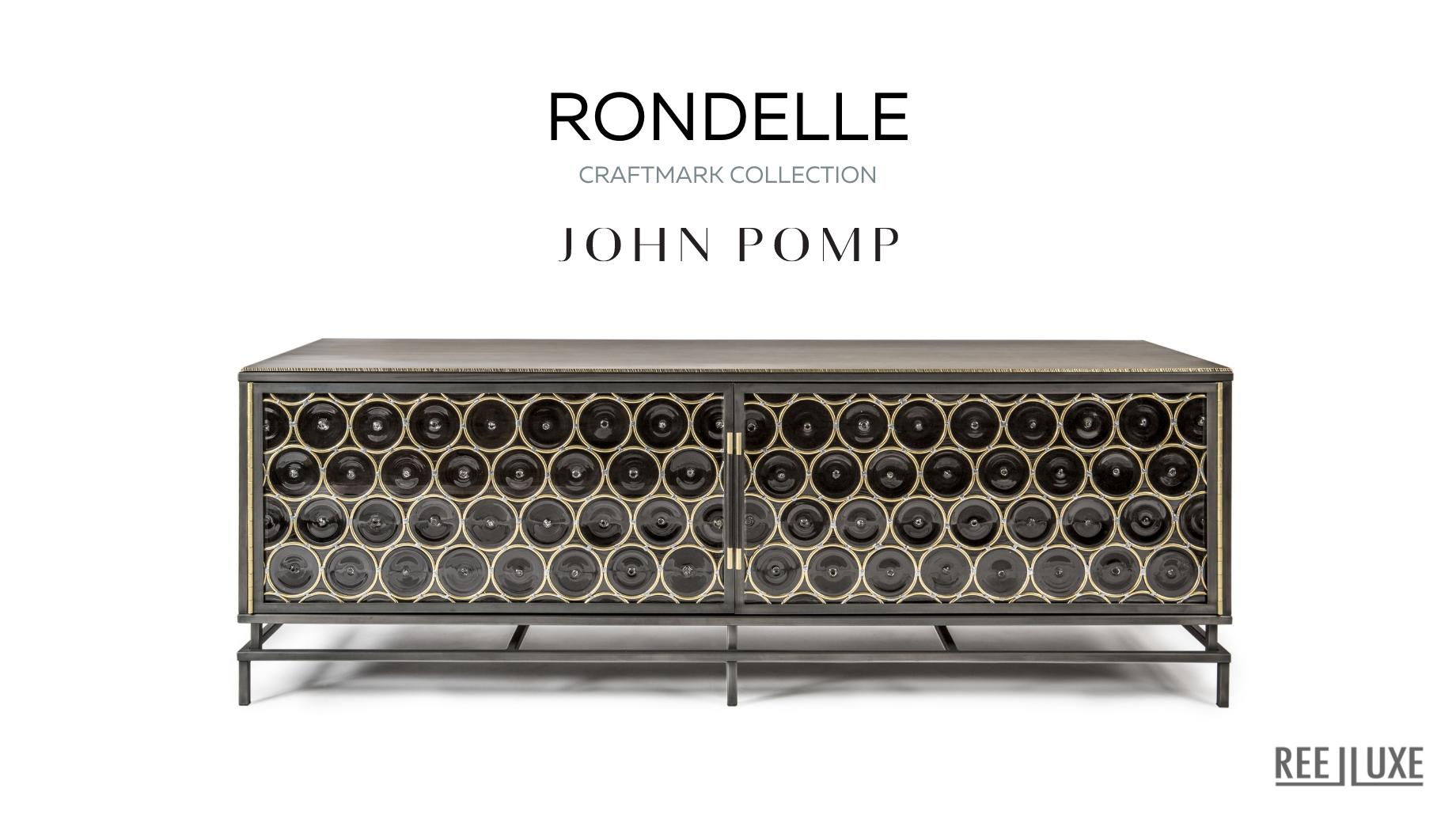 RONDELLE Craftmark Luxury Furniture Collection - John Pomp