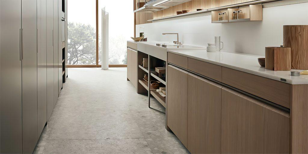 K-lab Contemporary Kitchen Ernestomeda Italy - Giuseppe Bavuso