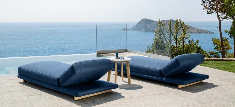 Argo Collection Talenti Outdoor Living Italy - Ludovica + Roberto Palomba