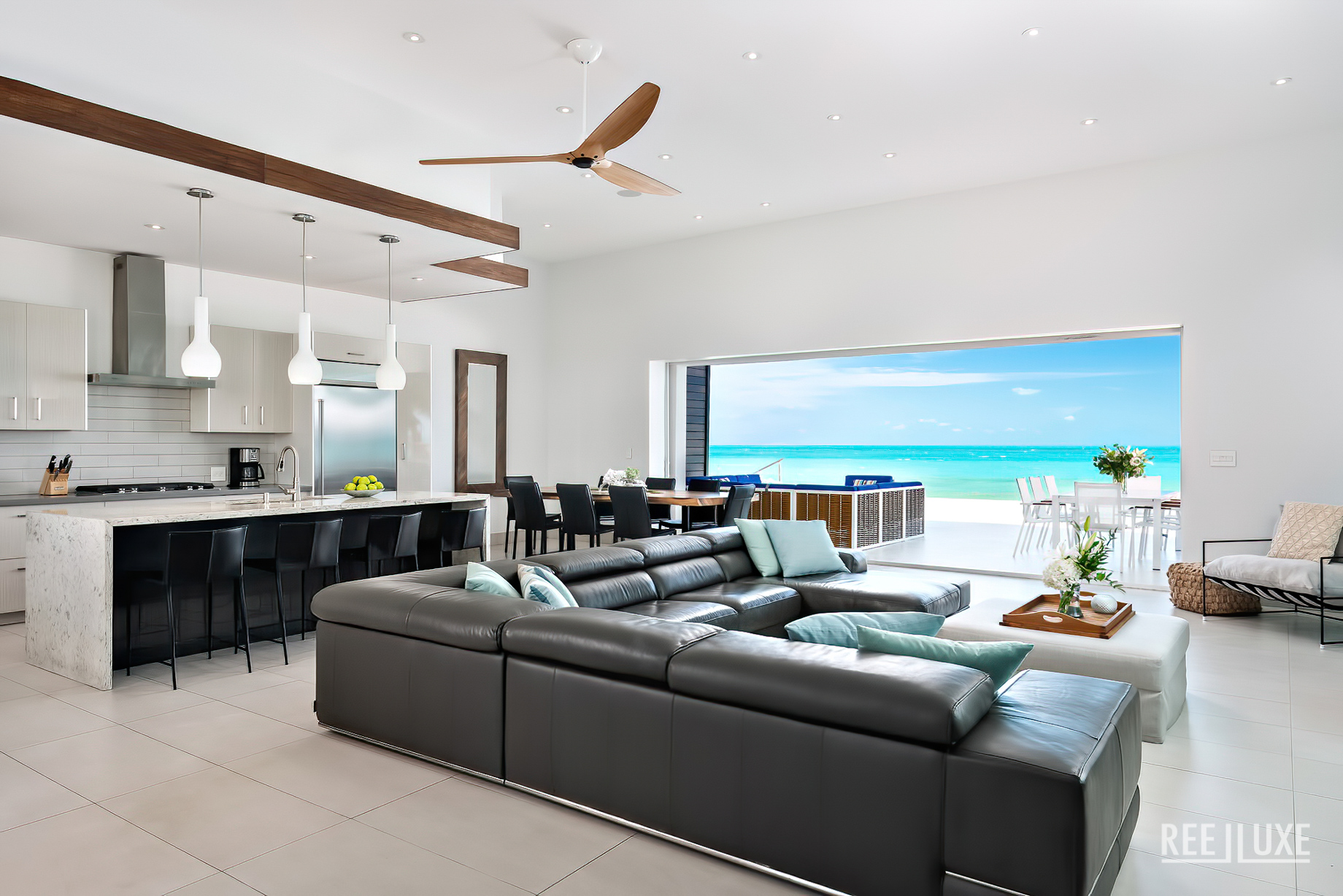 Tip of the Tail Luxury Villa - Providenciales, Turks and Caicos Islands