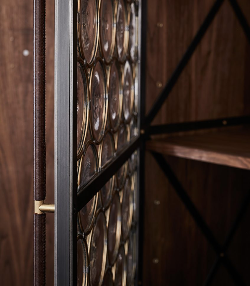 RONDELLE Craftmark Luxury Furniture Collection - John Pomp - Rondelle Armoire